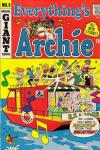 Everything's Archie #9 comic books - cover scans photos Everything's Archie #9 comic books - covers, picture gallery