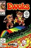 Ewoks #1 comic books - cover scans photos Ewoks #1 comic books - covers, picture gallery