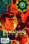 Ex Machina #24 comic books - cover scans photos Ex Machina #24 comic books - covers, picture gallery