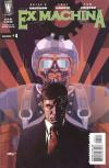 Ex Machina #4 comic books - cover scans photos Ex Machina #4 comic books - covers, picture gallery