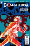 Ex Machina #43 comic books - cover scans photos Ex Machina #43 comic books - covers, picture gallery