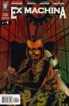 Ex Machina #9 comic books - cover scans photos Ex Machina #9 comic books - covers, picture gallery