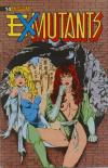 Ex-Mutants #14 comic books for sale