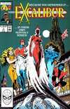 Excalibur # comic book complete sets Excalibur # comic books