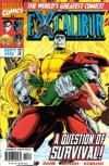 Excalibur #112 comic books - cover scans photos Excalibur #112 comic books - covers, picture gallery