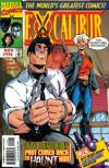 Excalibur #114 comic books - cover scans photos Excalibur #114 comic books - covers, picture gallery