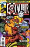 Excalibur #115 comic books - cover scans photos Excalibur #115 comic books - covers, picture gallery