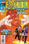 Excalibur #116 Comic Books - Covers, Scans, Photos  in Excalibur Comic Books - Covers, Scans, Gallery