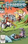 Excalibur #12 comic books - cover scans photos Excalibur #12 comic books - covers, picture gallery