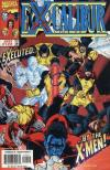 Excalibur #122 comic books - cover scans photos Excalibur #122 comic books - covers, picture gallery