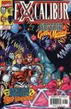 Excalibur #124 comic books - cover scans photos Excalibur #124 comic books - covers, picture gallery