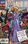 Excalibur #125 comic books - cover scans photos Excalibur #125 comic books - covers, picture gallery