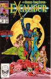 Excalibur #16 comic books - cover scans photos Excalibur #16 comic books - covers, picture gallery