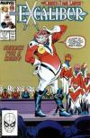 Excalibur #17 comic books - cover scans photos Excalibur #17 comic books - covers, picture gallery