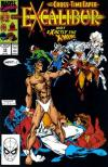 Excalibur #19 comic books - cover scans photos Excalibur #19 comic books - covers, picture gallery