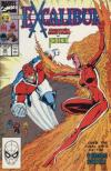 Excalibur #20 comic books - cover scans photos Excalibur #20 comic books - covers, picture gallery