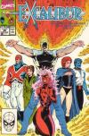 Excalibur #26 comic books - cover scans photos Excalibur #26 comic books - covers, picture gallery