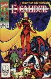 Excalibur #29 comic books for sale