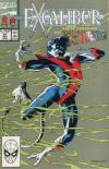 Excalibur #31 comic books - cover scans photos Excalibur #31 comic books - covers, picture gallery