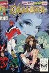 Excalibur #32 comic books for sale