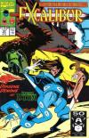 Excalibur #37 comic books for sale