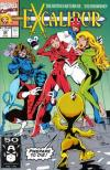 Excalibur #42 Comic Books - Covers, Scans, Photos  in Excalibur Comic Books - Covers, Scans, Gallery