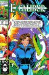 Excalibur #43 comic books - cover scans photos Excalibur #43 comic books - covers, picture gallery