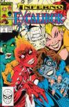 Excalibur #6 comic books - cover scans photos Excalibur #6 comic books - covers, picture gallery