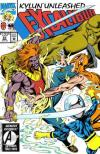 Excalibur #63 comic books - cover scans photos Excalibur #63 comic books - covers, picture gallery