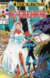 Excalibur #7 comic books - cover scans photos Excalibur #7 comic books - covers, picture gallery