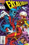 Excalibur #73 comic books for sale