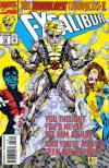 Excalibur #78 comic books - cover scans photos Excalibur #78 comic books - covers, picture gallery