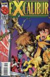Excalibur #87 comic books - cover scans photos Excalibur #87 comic books - covers, picture gallery