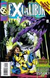 Excalibur #90 comic books - cover scans photos Excalibur #90 comic books - covers, picture gallery