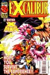 Excalibur #95 comic books for sale