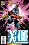 Excalibur #98 comic books - cover scans photos Excalibur #98 comic books - covers, picture gallery