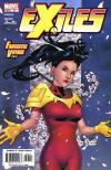 Exiles #37 comic books for sale
