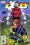 Exiles #39 comic books for sale
