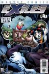 Exiles #7 comic books for sale