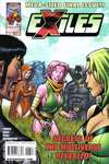 Exiles #6 Comic Books - Covers, Scans, Photos  in Exiles Comic Books - Covers, Scans, Gallery