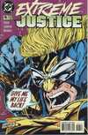 Extreme Justice #6 comic books - cover scans photos Extreme Justice #6 comic books - covers, picture gallery
