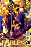 Fables #76 comic books for sale