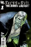 Faces of Evil: Solomon Grundy Comic Books. Faces of Evil: Solomon Grundy Comics.