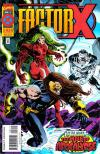 Factor X #2 comic books for sale