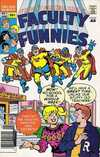 Faculty Funnies comic books