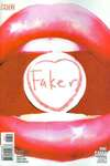 Faker #6 comic books - cover scans photos Faker #6 comic books - covers, picture gallery