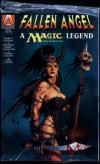 Fallen Angel on the World of Magic: The Gathering comic books