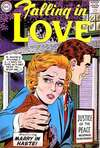 Falling in Love #61 comic books - cover scans photos Falling in Love #61 comic books - covers, picture gallery