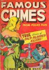 Famous Crimes Comic Books. Famous Crimes Comics.