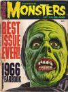 Famous Monsters of Filmland #1966 comic books for sale